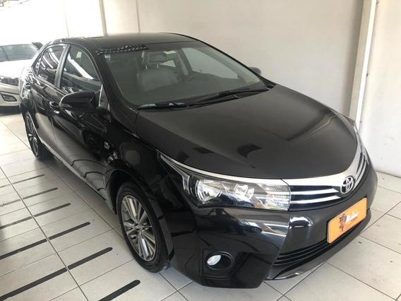 Toyota Corolla Xei 2.0 16v 2015 Automático Cvt