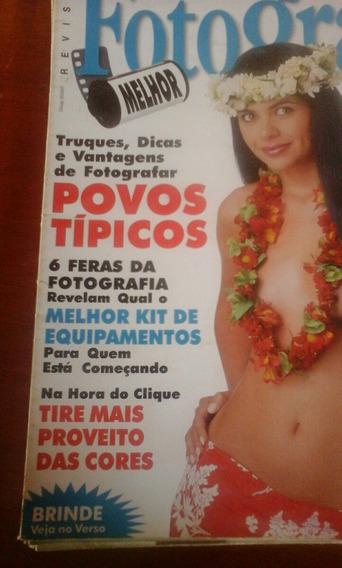 Revista Fotografe Melhor N 8 Abril 1997
