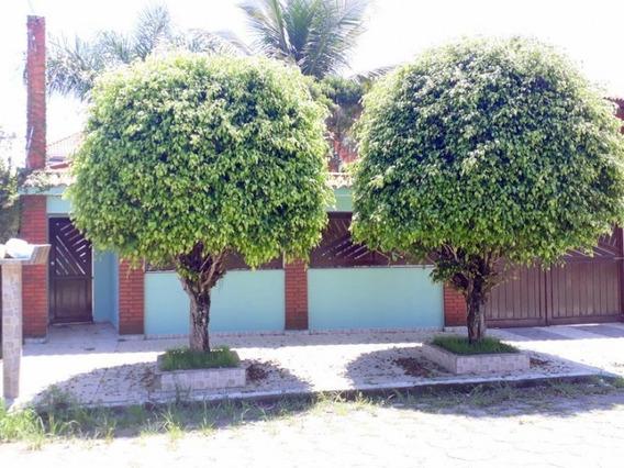 Casa Em Maria Helena Novaes, Peruíbe/sp De 360m² 5 Quartos Para Locação R$ 2.000,00/dia - Ca269578