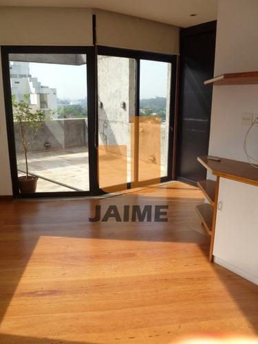 Apartamento Para Venda No Bairro Jardim Paulista Em São Paulo - Cod: Ja17130 - Ja17130