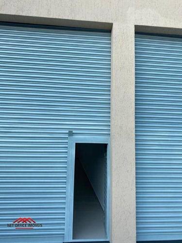 Salão Para Alugar, 95 M² Por R$ 4.000/mês - Centro - São José Dos Campos/sp - Sl0008