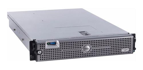 Servidor Dell Pe2950 2x Xeon Quadcore  16gb 1tb Hd