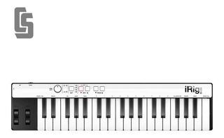 Teclado Controlador Midi Irig Keys 37 Usb