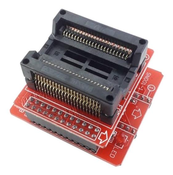 Adaptador Psop44 + Conector Zif Para Psop44 E Tsop48 Minipro
