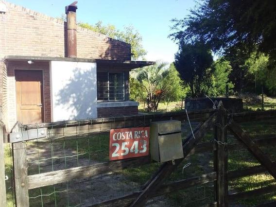 A- Excelente Oportunidad, Casa 2 Dormitorios.
