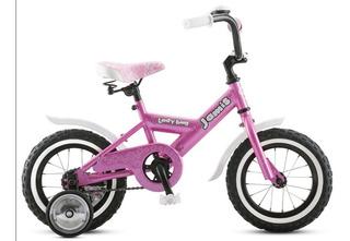 Bicicleta Niños Jamis Ladybug 12 - Bikernet