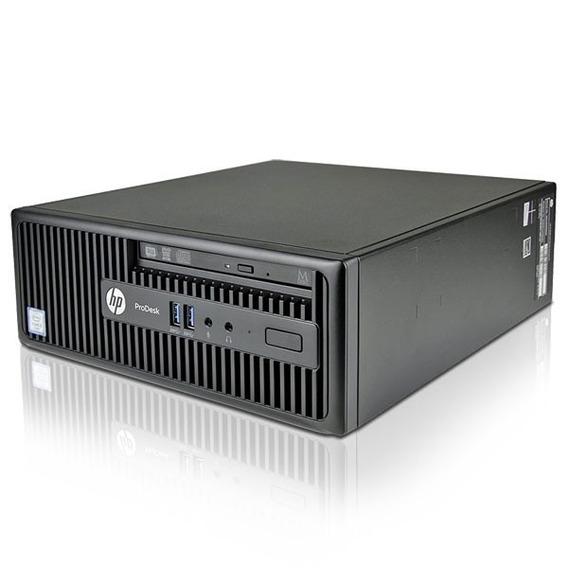 Pc Hp Prodesk 400 G3 Sff I5 6400 6ª Geração 4gb Ddr4 Hd500gb