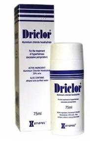 Driclor 75ml - 100%original - Envio Imediato - Melhor Preço