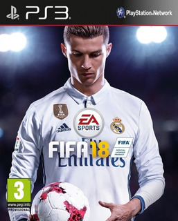 Fifa 18 Ps3 Fifa 2018 Digital || Entrega Inmediata Kempes