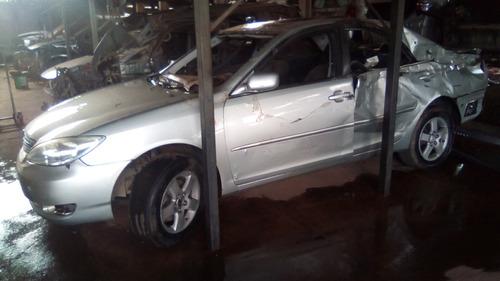 Sucata Toyota Camry 2004 V6 Para Vendas De Peças