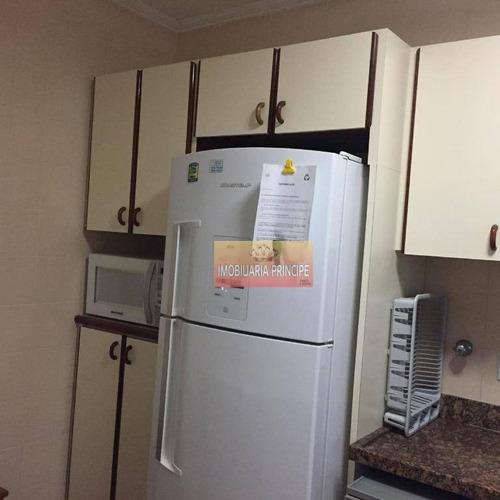 Imagem 1 de 16 de Apartamento Com 2 Dormitórios À Venda, 160 M² Por R$ 650.000,00 - Enseada - Guarujá/sp - Ap0947