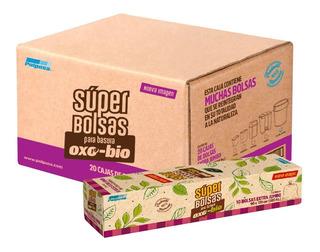 Polpusa Bolsas De Basura Oxo Biodegradables 90 X 120 Cm.