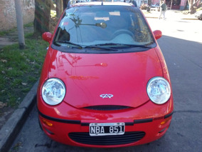 Chery Qq Light ( 70 Cv ) Impecable.- Vendo O Permuto.-