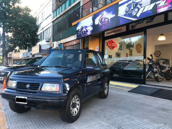 Suzuki Vitara 1.6 Jlx Año 1997 Pintura Original Pro Seven!!