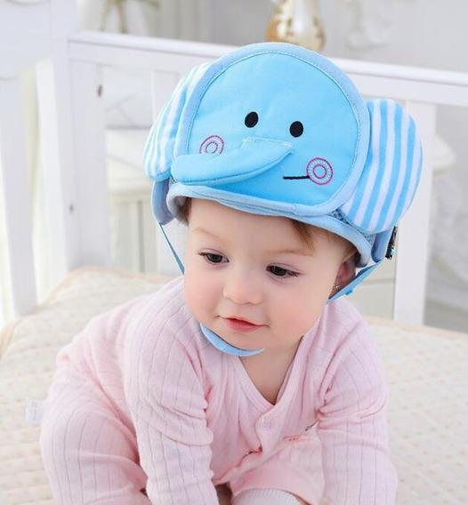 Capacete Proteção Bebê Segurança Conforto Cabeça Infantil