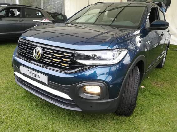Volkswagen T.cross Comfortline Plus 2020 Aut*