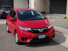 Honda Fit 1.5 Fun Mt Marchas 2016