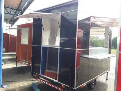 Food Truck 2019 Muito Novo Emplacado