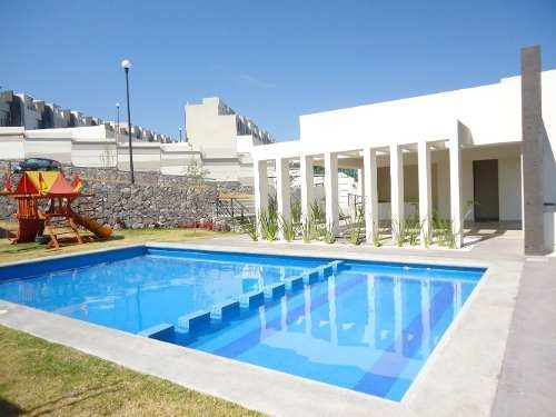 Renta Casa Amueblada Privada Residencial Del Parque 2 Recama
