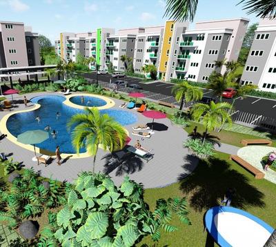 Apartamento 3er Nivel Con Gimnasio Gurabo Wpa101