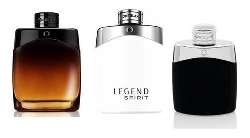 Perfume Montblanc Travel Set X3 Ulta - mL a $1667