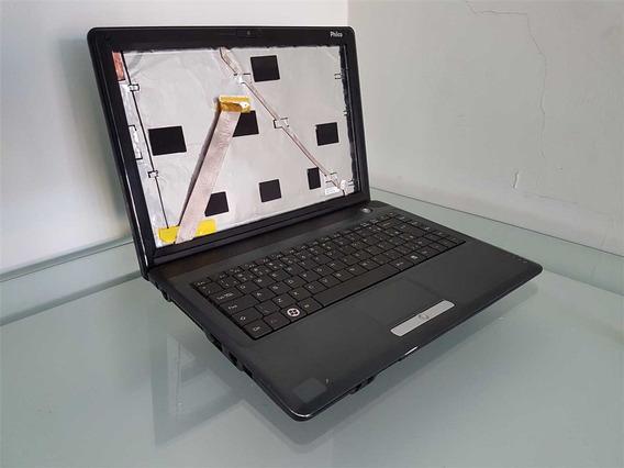 Carcaça Completa Notebook Philco Phn 14103c Usado