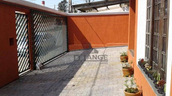 Casa À Venda Região Central - Próximo Vera Cruz - Valinhos/sp - Ca12636
