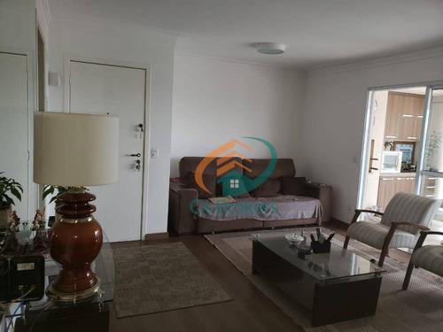 Imagem 1 de 27 de Apartamento À Venda, 110 M² Por R$ 800.000,00 - Vila Augusta - Guarulhos/sp - Ap1296