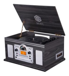 Tornamesa Nostalgico Select Sound Bt9200