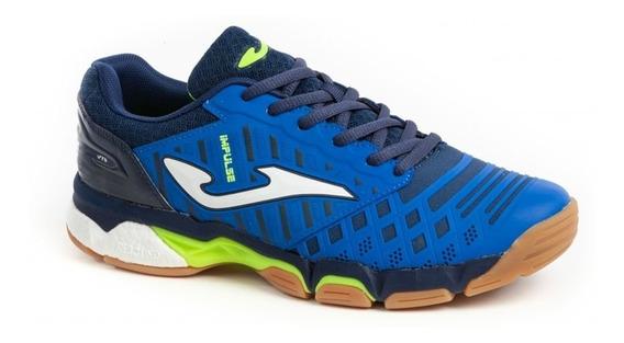 Zapatillas Joma Impulso Hombre Tenis/padel Royal Marino!! @