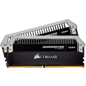 Memória Ddr4 Corsair Dominator Platinum 16gb (2x8gb) 3000mhz