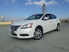 Nissan Sentra 2013 1.8 Sense Automatico Clima Bluetooth