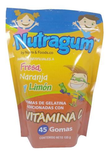 X3 Vitamina C En Gomitas Para Niño - Unidad a $111