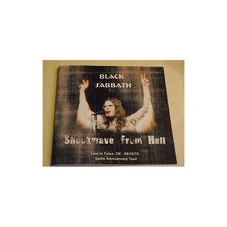 Black Sabbath Shockwave From Hell - Vivir En Tulsa Oaklahoma