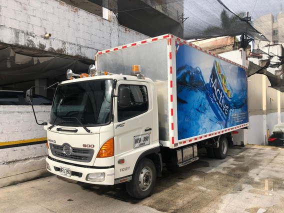 Camion Hino 500 Fc 9j 2017 10.4t