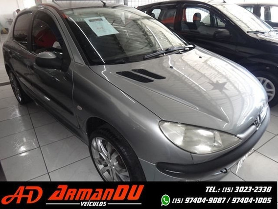 Peugeot 206 1.6 Passion 16v Gasolina 4p Manual