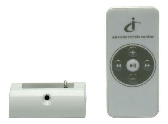 Mini Base De Recarregar E Sincronizar Para iPod Com Controle