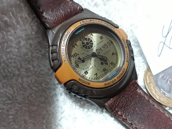 Relógio Casio Twincept Awx 11 - Único E Raro !