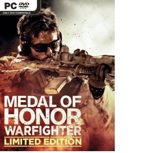 Medal Of Honor Warfighter-pc-dvd(midia Fisica)