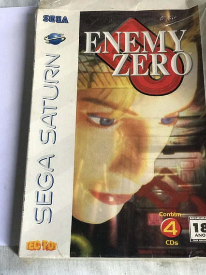 Enemy Zero - Tectoy - Saturn