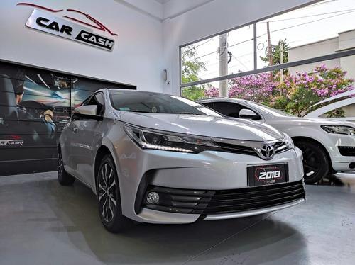 Toyota Corolla Se-g Cvt 1.8 2018