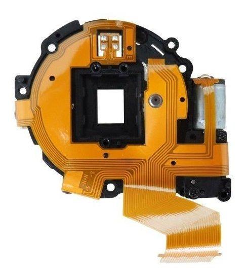 Mecanismo Do Bloco Ótico Câmera Digital Samsung Nv10 Orig.