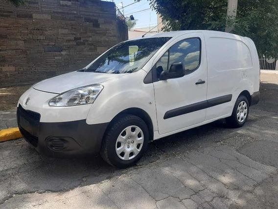 Peugeot Partner 1.6 Hdi Maxi Mt 2014