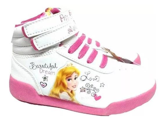 Zapatillas Botas Princesas Promo Mundo Moda Botap