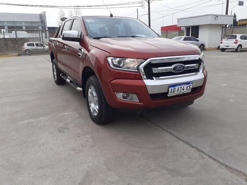 Ford Ranger 3.2 Dc 4x4 Xlt At Año 2019 - Usado