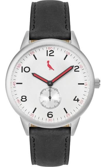 Relógio Reserva Masculino Ref: Re1l15aa/2c Vintage Prateado