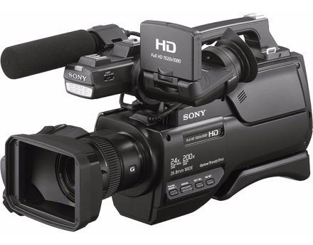 Filmadora Sony Hxr Mc 2500 Garantia Sony Brasil 03 Anos