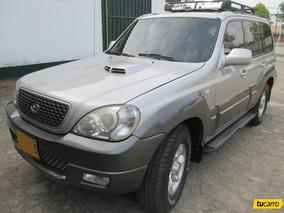 Hyundai Terracan 2006 4 X 4 2,5