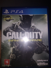 Callofduty Infinite Warfare Semi Novo Jogo De Ps4