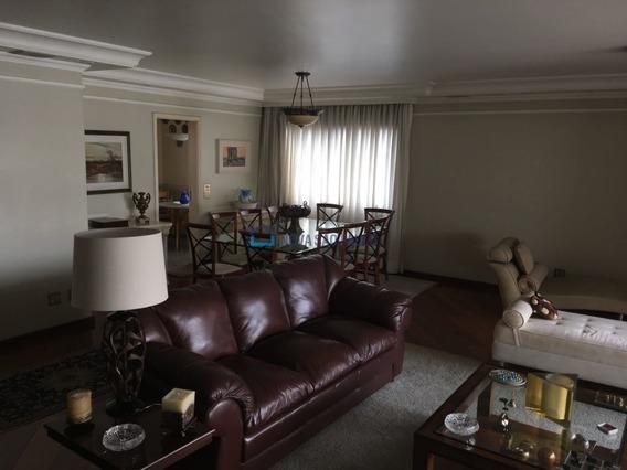 Apartamento Alto Padrão ! 240m² 3 Dormts, 3 Suites, 4 Vagas, Moema Indios - Bi25281